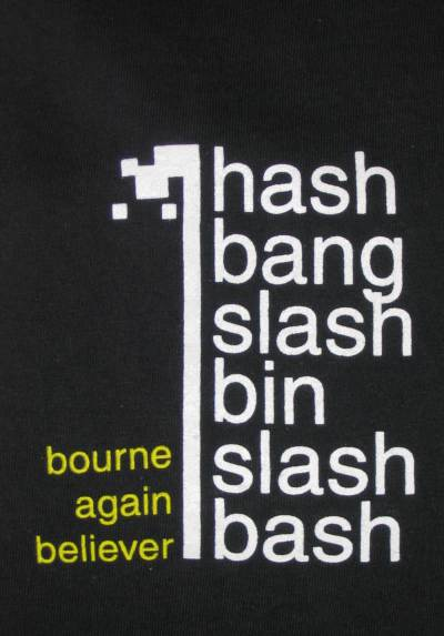bash-T-Shirt